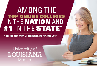 "ULM receives national ranking for ""best value online programs"""