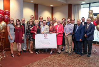 Family endows William D. Hoover School of Accounting, Financial and Information Services at ULM