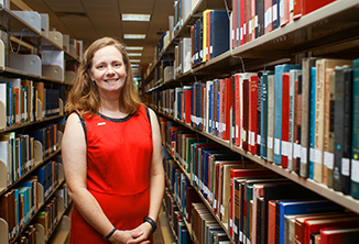 Dr. Leigh Hersey co-edits book on