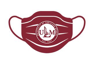 ULM continues requiring masks inside, loosens social distancing