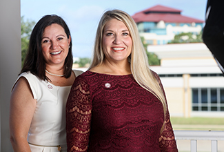 Meet the new Alumni Director and Assistant Director