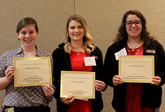Medical Laboratory Science faculty, students bring home awards from state meeting