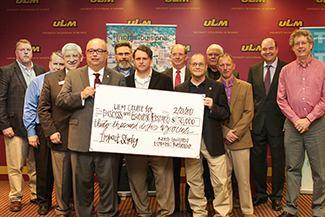 NLEP funds ULM Economic Impact Study of Ouachita and Black Rivers