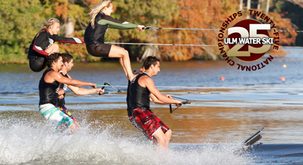 Photo of ULM Water Ski Team