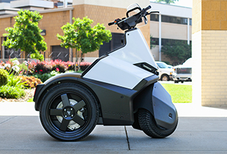 ULM police department acquires two new Segway® vehicles