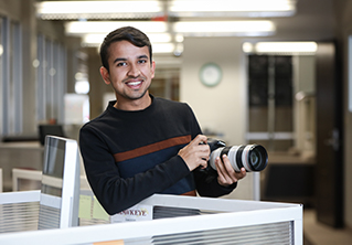 Photo by ULM student captures first, third place awards