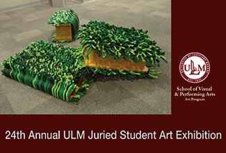 ULM student artists