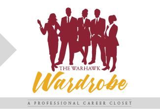 Dressing for success: ULM Warhawk Wardrobe outfits students with professional attire