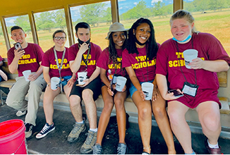 TRIO Programs introduces new students to college life at 6th annual WINGS Camp