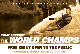 ULM Water Ski to host annual Bayou Classic