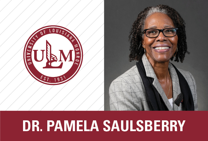 Pamela Saulsberry, Ph.D., to lead ULM Office of Diversity, Equity, and Inclusion