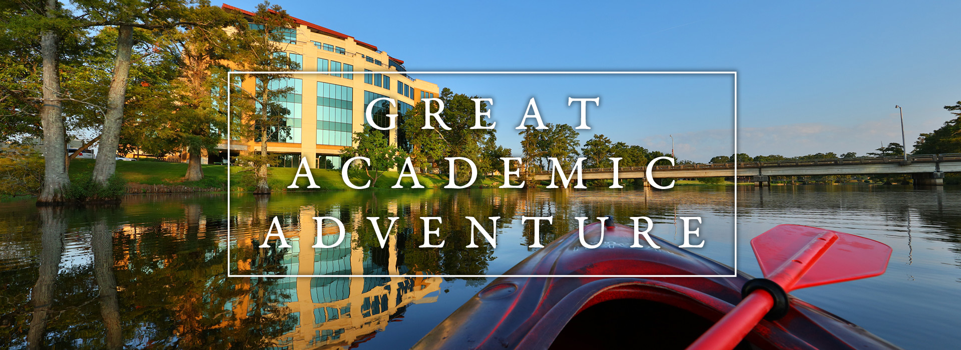 great academic adventure ad