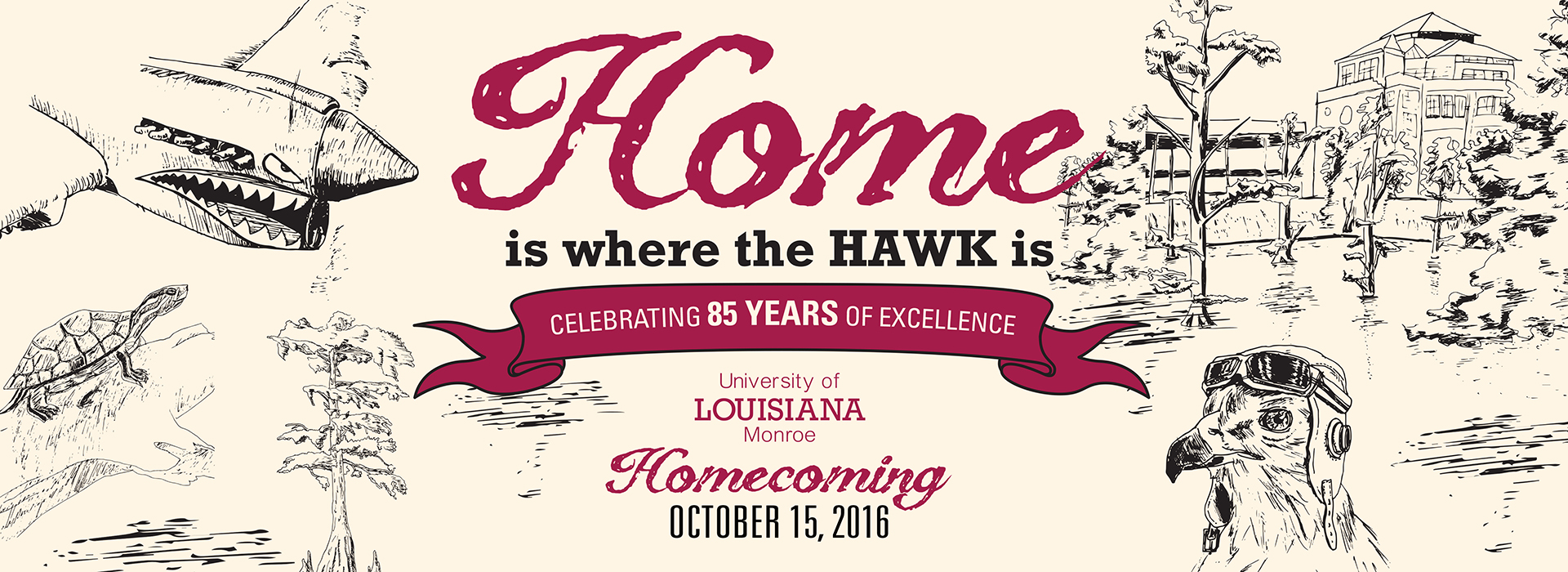 homecoming banner 2016