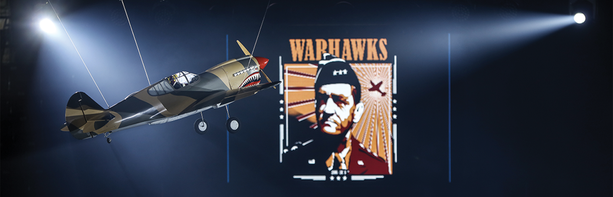 P-40 Carousel Graphic