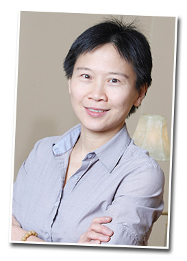 photo of Ms. Choo