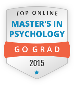 rated ast a top online program by go grad