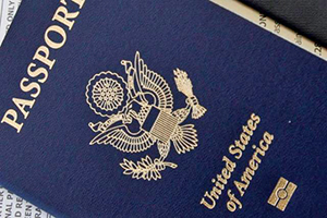 photo of passport