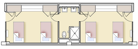 Madison Hall Floorplan