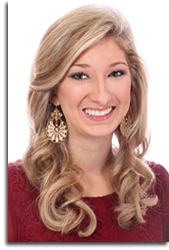 Miss ULM 2015 Lauren Ford