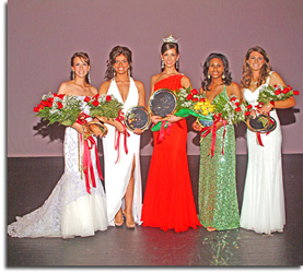 Miss ULM 2010 Top 5 Contestants