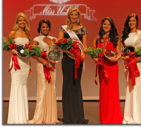 Miss ULM 2015 - Lauren Ford