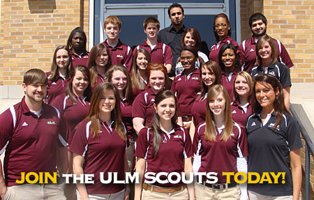 Join the ULM Scouts Today!