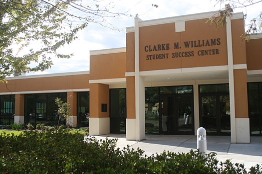 Clarke M. Williams Student Success Center