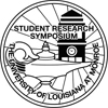 ULM Student Research Symposium Logo
