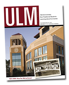 ULM Magazine - Fall 2006