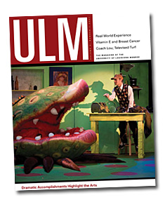 ULM Magazine - Fall 2007