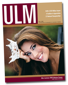 ULM Magazine - Fall 2009