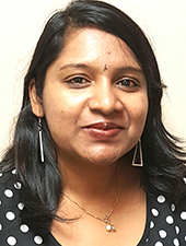 photo of Suchi Rodda